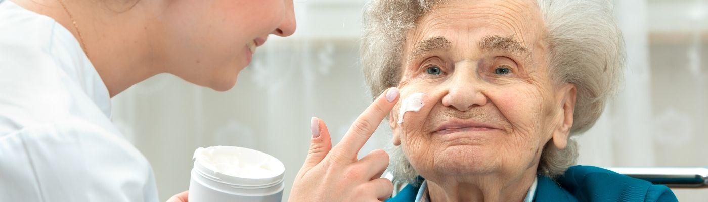 professioneller Altenpfleger