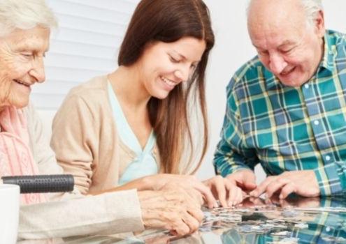 beschäftigung für senioren