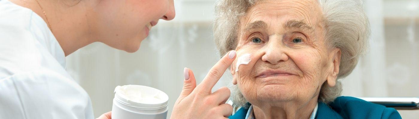Betreuungshilfe für Senioren